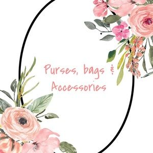 Welcome To My Purses, Bags & Accessories Closet!